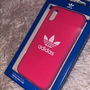Adidas iPhone X/Xs Trefoil Snap Case